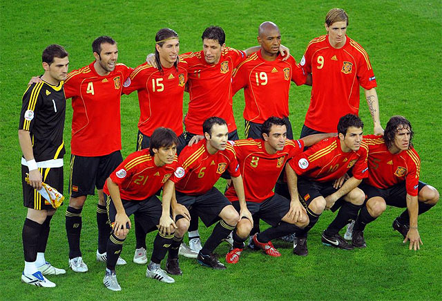 Foot : Espagne 6 Pologne 0 - [ ACTUALITES SPORTIVES ...