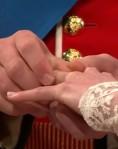 William met l'anneau au doigt de Kate