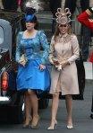 Les Princesses Eugenie et Beatrice