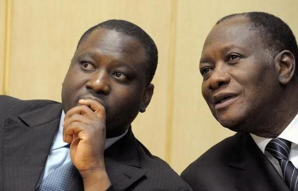 Soro et Ouattara