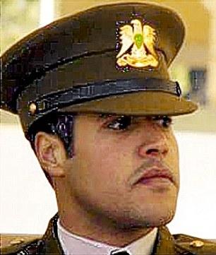 Khamis Kadhafi
