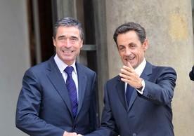 Ramussen & Sarkozy