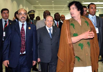 Gadhafi of Sirte