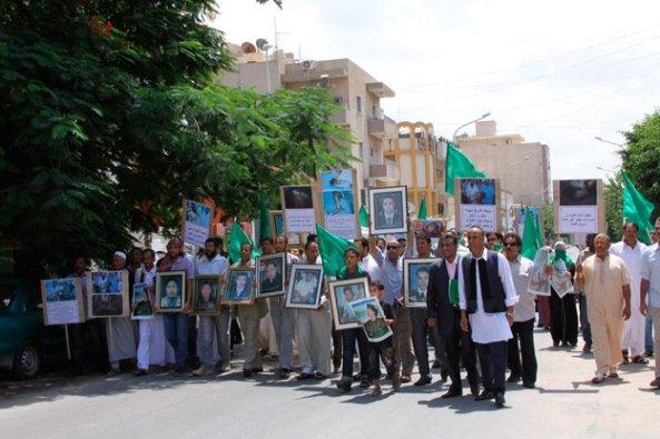 Habitants de Majer à Tripoli