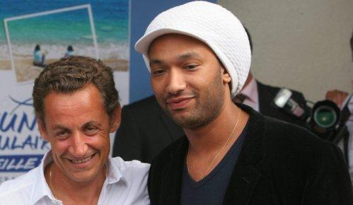 Doc Gyneco et Nicolas Sarkozy