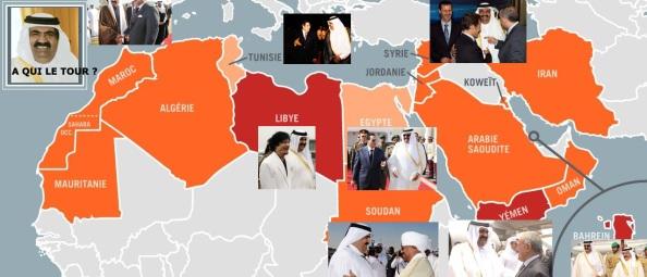 Honteusement vôtre ! La Ligue arabe ou la Ligue Qatar simplement ?  par Allain Jules
