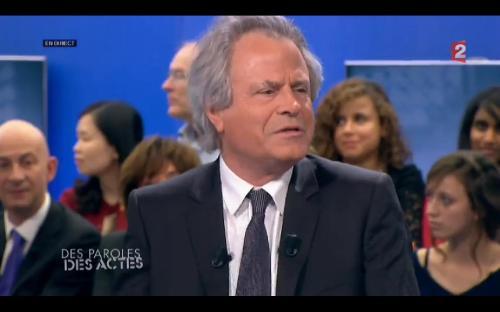 Frantz-Olivier Giesbert sur France 2 (DPDA 26-04-2012)