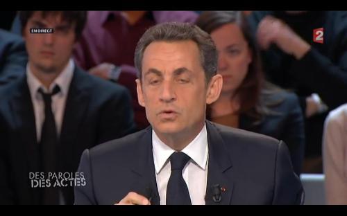 Nicolas Sarkozy, ce soir, sur France 2
