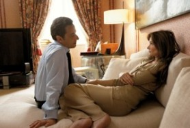Carla et Nicolas Sarkozy