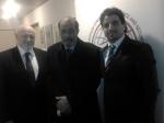 Claude Moniquet, Moftah Missouri et Khalid El-Moutaani