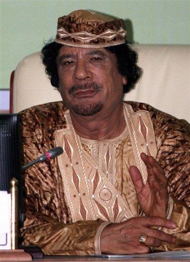 Mouammar Kadhafi † (1942-2011)