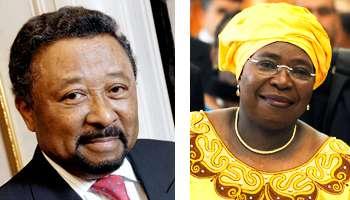Jean Ping et Dlamini-Zuma
