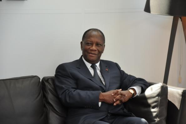 Alassane Dramane Ouattara