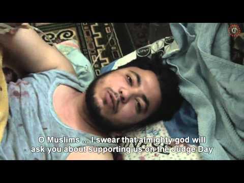 "Khaled Abou Saleh ""agonisant"""