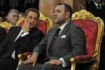 Sarkozy et Mohammed VI