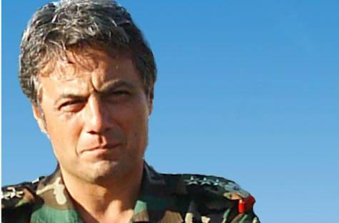 Général de brigade Manaf Tlass