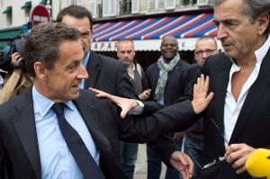 Sarkozy et BHL