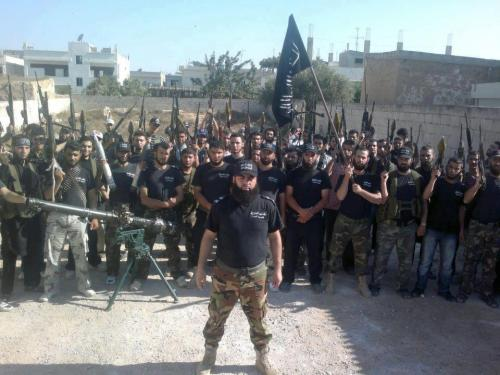 Des djihadistes que Florence Aubenas n'a pu voir en Syrie