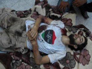Terroriste libyen tué en Syrie