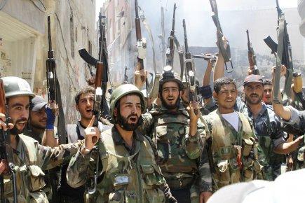 Armée arabe syrienne