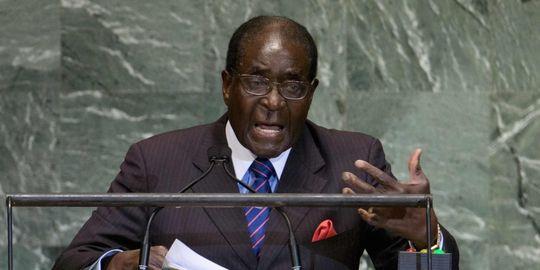Robert Mugabé