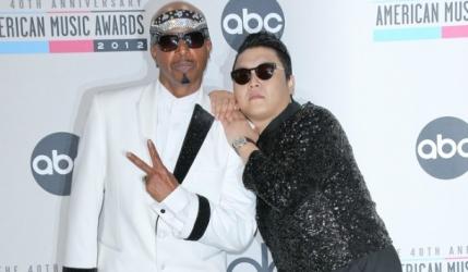 MC Hammer et Psy