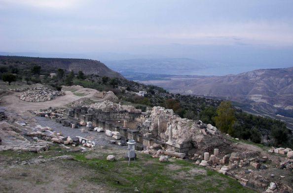Plateau du Golan