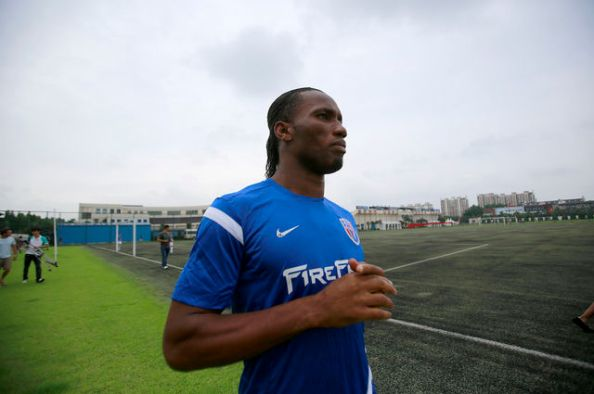 Didier Drogba / Image: Keystone