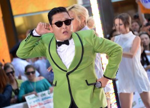 "Psy Performs On NBC's ""Today"""