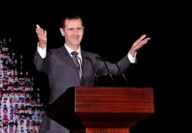 Bashar al-Assad ( Photo/SANA)