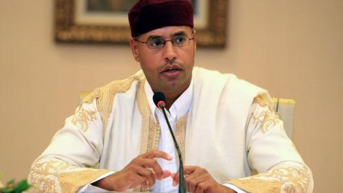 Seif al-Islam Kadhafi