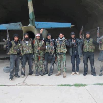 Terroristes à Garrah