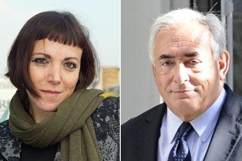 Marcela Iacub et DSK