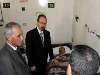 Dr Sa'ed al-Nayef, ministre de la Santé
