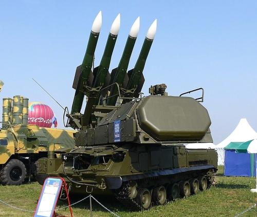 missiles SA-17