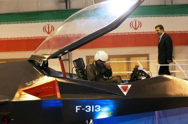 Le « Qaher-313″, l'avion défensif que l'Iran vient de dévoiler Qaher-313
