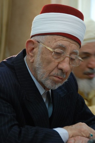 Cheikh Mohammed Saïd Ramadan Bouti