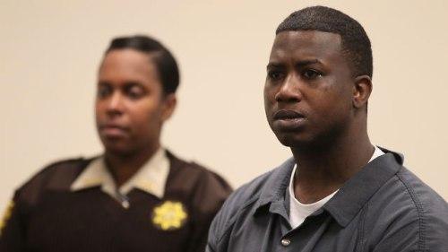 Gucci Mane au Tribunal