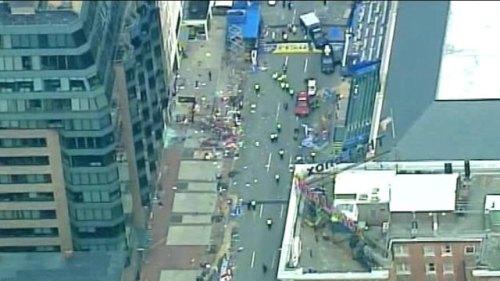 Le chaos à Boston