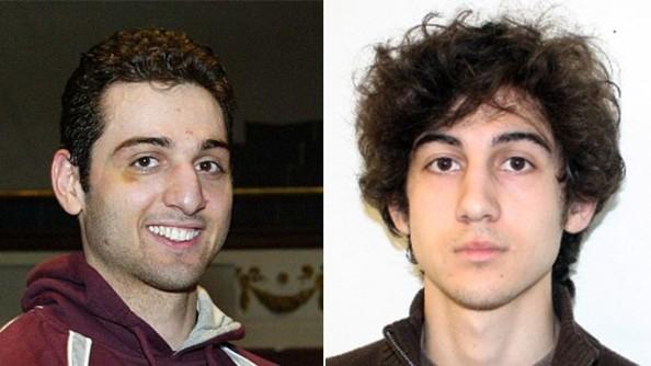 Tamerlan Tsarnaev, 26 ans,  and Dzhokhar Tsarnaev, 19 ans