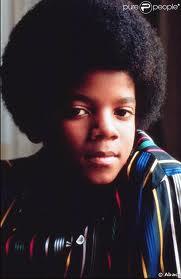 Michaël Jackson jeune