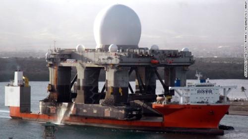 Super Radar Américain