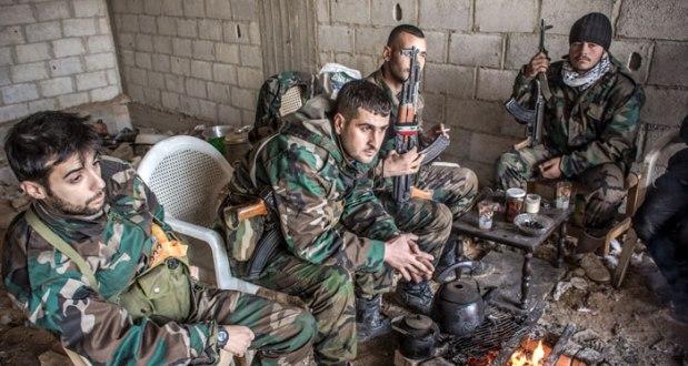 armée syrie