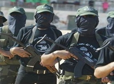 Combattants du Hamas