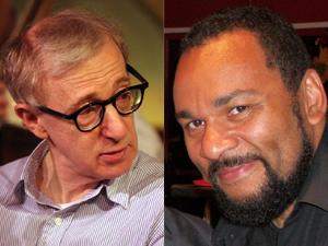 Woody Allen et Dieudonné