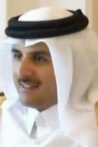 Cheikh Tamim bin Hamad Al Thani.