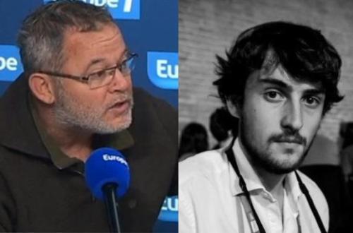 Didier François et Edouard Elias