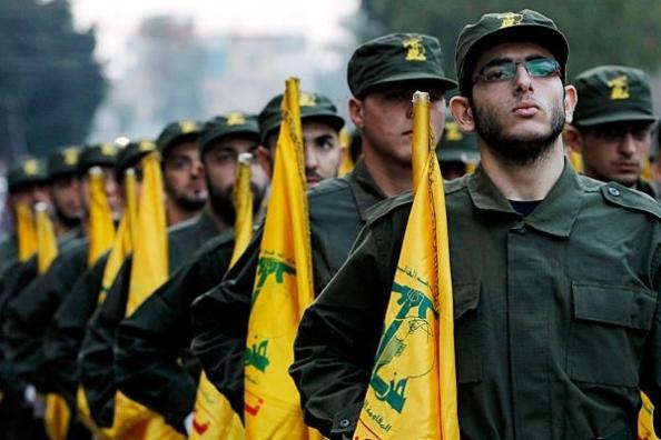 Militaires du Hezbollah