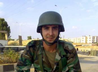 Le sergent Joseph Abdin