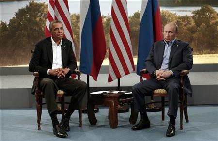 """Poutine à Cameron sur la Syrie : """"Est-ce ces gens que vous voulez soutenir et armer ?"""" Niet"""